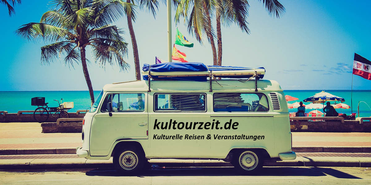 kultourzeit.de - Kulturelle Reisen & Veranstaltungen