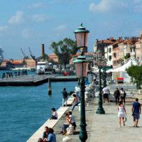Venedig Hafen